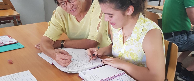 Lernhilfe für Erwachsene